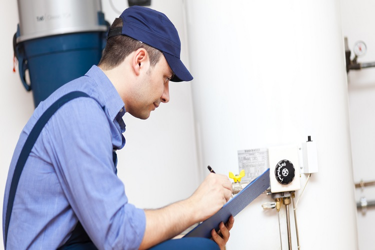 Hot Water Repair Stafford 4053